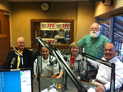 WVLK A.M.-590 Radio Interview featuring KCSS