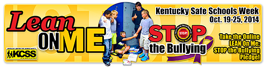KY Safe Schools Week 2014