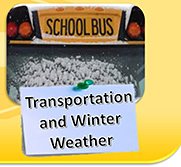 School Safety Winter Storm Warning
