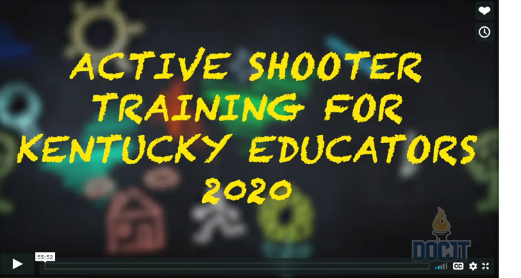Active Shooter Training Video