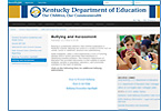 State Educational Agency Model Anti-Bullying Policies