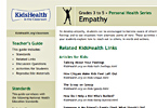 Teacher's Guide: Empathy (Grades 3 to 5)
