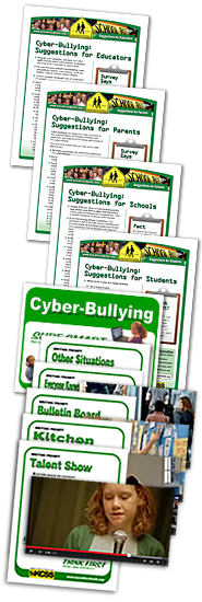 Cyber-Bullying Handouts