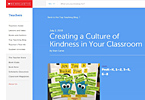 Creating a Culture of Kindness in Your Classroom