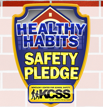 KY Safe Schools Week Healthy Habits Safety Pledge