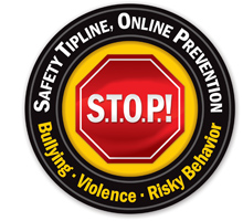 S.T.O.P.! Tipline - Safe School Reporting Tool