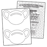 KY Safe Schools Week Coloring Sheets