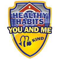 KY Safe Schools Week Healthy Habits Shield: You and Me
